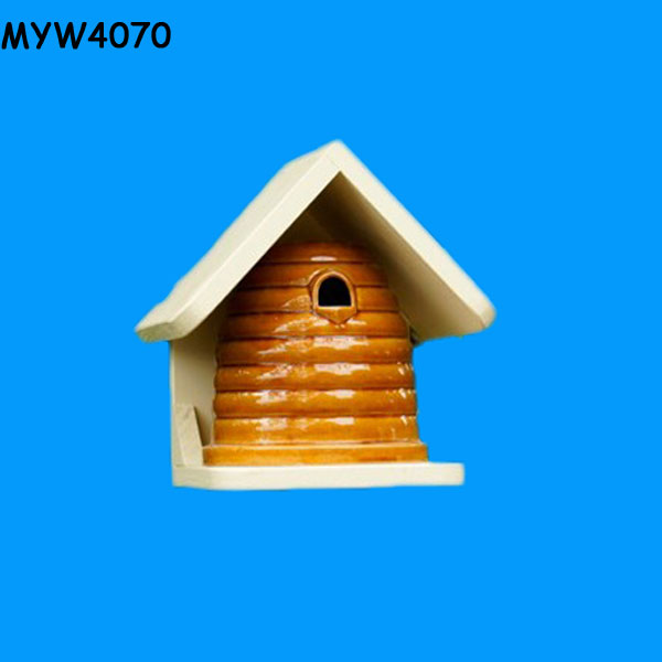 Custom Bird House