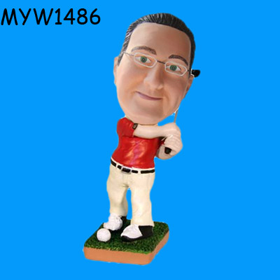 Bobble Head Figurine