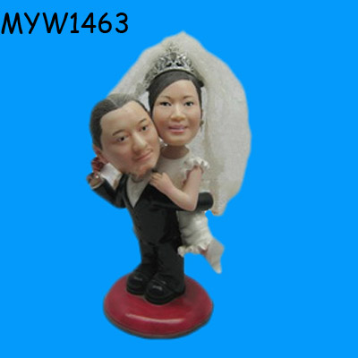 Wedding Gifts Bobble Head