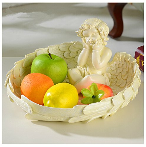 decorative figurine candy dish